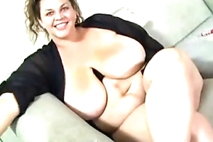 BBW sucking and fucking_ Who is she???