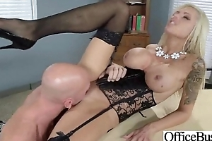 (nina elle) Office Girl With Big Tits Take Hard Sex Scene mov-26