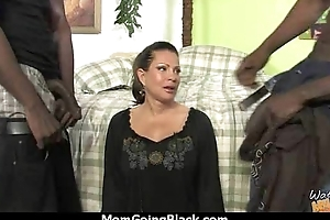 Watching my Mom Obtain Fucked By Big Black Guy 8