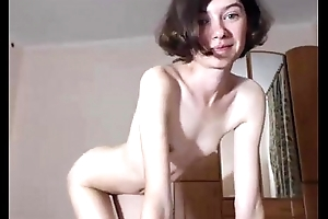 Remark this moment with reference to brunette on webcam. ahead to on hotcamgirls24.com