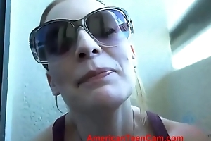 Giving Ela another creampie in Vegas before u go AmericanTeenCam.com