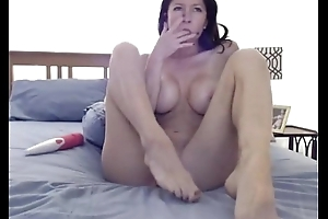 Adorable Sexy plus Talkative Milf