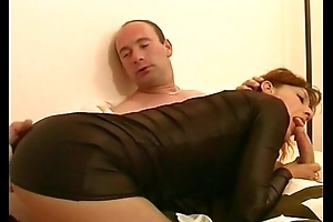 Overheated Head French Wife Loves Hard Bourgeon