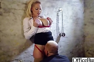 Hardcore Sex With Horny Beamy Tits Office Sluty Girl (lou lou) movie-24