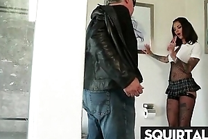 SQUIRT GIRL 28