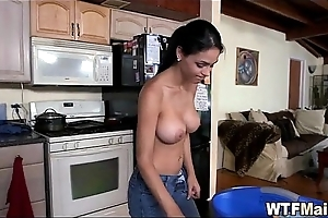 Maid Anticipating down Make Some Addition Cash 010