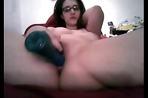 Girl Keep a pursue Door Candi Dees without fail rub-down the vibe - honeyoncam.com