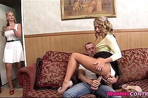 Stepmom Joins Teens 06