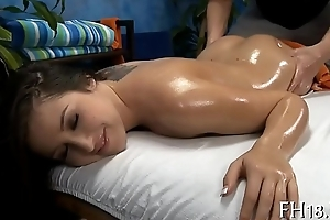 Free massage movie scenes