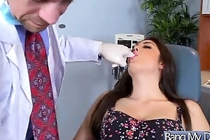 Sex Adventure Become lodged Between Doctor With the addition of Patient (nathalie monroe) clip-21