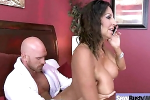 (tara holiday) Hawt Adult Wife With Big Juggs In Hard Sex Tape mov-29