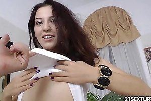 Anal Training of Jessica Malone
