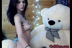 Glamorous black play - full in crakcam.com - cam site Bohemian 33