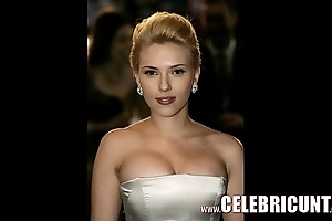 Scarlett Johansson Empty Big Tits with the addition of Cunt