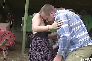 MMV FILMS German Tyro Mature Farmers